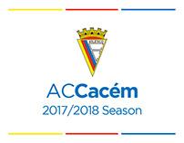 ACCacém | 2017/2018 Season