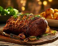 Malou Burger 'Roast Beef'