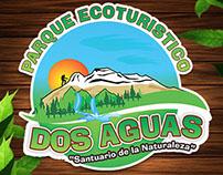 Diseño banner Parque Ecoturístico Dos Aguas