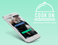 Cook ON | Mobile App