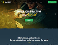 Best Crowdfunding & Charity WordPress theme