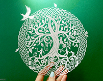 Yggdrasil - Der Weltenbaum