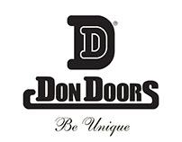 DonDoors SocialMedia