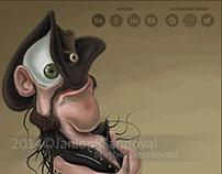 Lemmy Kilmister_by Janlops