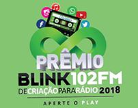 Finalista do Prêmio Blink de Criação para Rádio 2018