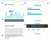 Condition Management Dashboard - Axure Prototype