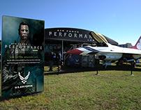 U.S. Air Force - Performance Lab Campaign