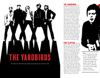 The Yardbirds Page Spread