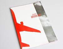 AirAsia Annual Report Design