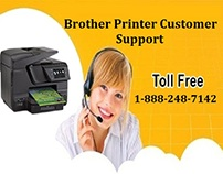 Brother Printer Customer Support 1-888-248-7142