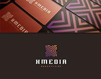 X Media Logo