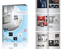 Catalog of premium bathroom furniture and sanitary ware
