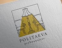 Politaeva psyhoanalyst logo