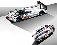 Porsche | Mission: Future Sportscar 2015
