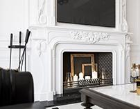 Residential | Fusion White