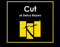 Sinico Razors Gift Card Designs