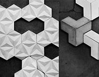 3HML | Concrete Decoration