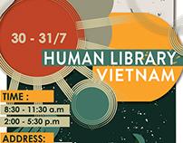 Human Library Vietnam Event