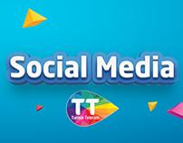 Tunisie Telecom - Social Media