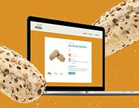 Padaria, Pastelaria Atoubal - Website e Social Media