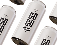 GOGO BEER / Packaging Design, Zurich