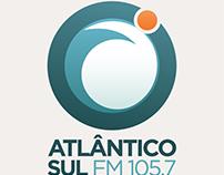 ATLÂNTICO SUL FM - REDES SOCIAIS