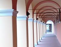 Arcades of Pieve di Cento