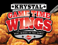 Game Time Wings--Campaign