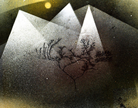 Paul Klee - Montagna in inverno