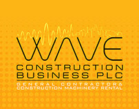 Wave Construction Business Plc Corporate Identity