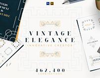 Vintage Elegance Innovative Creator