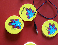 init Lab - visual materials for an awesome hackerspace
