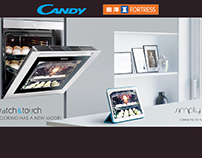 Candy Watch & Touch Oven - Holiday Inn JP Campaign