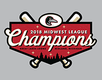 Unused 2018 MWL Champions Logo