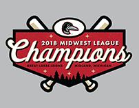 Unused 2018 MWL Champions Logo