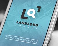 Landlord Lounge - Mobile App