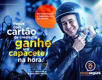 MotoSegura - Capacete Grátis