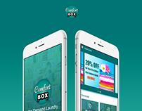 ComfortBox App Design