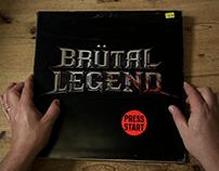 Brutal Legend Main Menu