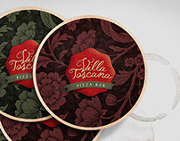 Logotype - Villa Toscana Pizza Bar