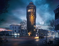 Watertower Utrecht