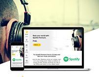 Sprint + Spotify