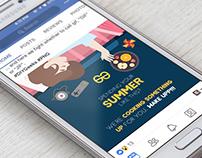 Facebook Ad Post Design DIYGeeks