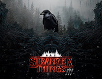 Stranger Things 3 - Promo Poster