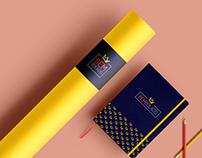 Bem Bolado Arquitetura / Architecture Studio Branding