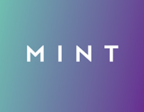 MINT Luxury Piercing Branding