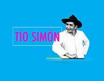 Tribute to Simón Díaz