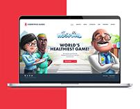 Cherrypick Games website