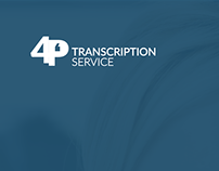 Website- 4P Transcription Service