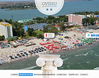 Beach Hotel Website